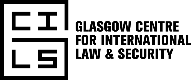 Glasgow Centre for International Law and Security Logo